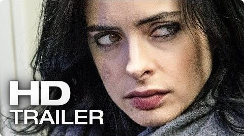 Marvel's JESSICA JONES Trailer German Deutsch (2015)