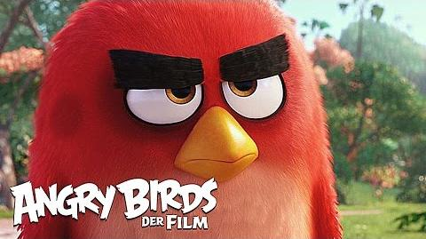 Exklusiv ANGRY BIRDS Trailer German Deutsch (2016)