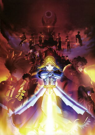 Fate zero anime 1st season