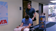 Dexter takes Viktor out