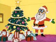 Dexter vs Santa's Claw Photo 4