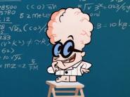 Dexter becomes smart...er