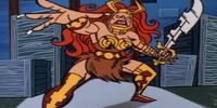 Bertha the Barbarian
