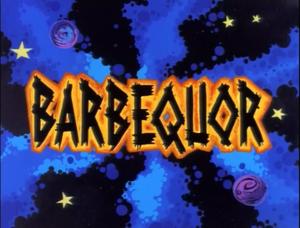 Dial M for Monkey-Barbequor