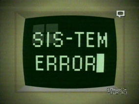 Sis-Tem Error