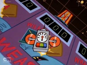 Mechanical Time Decelerator