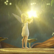 Tinker Bell's Arrival - Touching The Hammer
