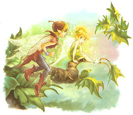 Terence Trouble with Tink