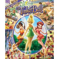 Tinker Bell Look and Find