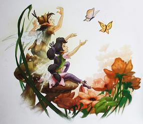 Butterflyrace