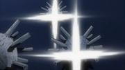 Allen uses Cross Grave