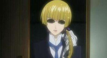 Anime Human