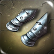 Battleworn Crystal Gauntlets