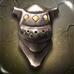 Battleworn Iron Helm