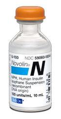 N insulin