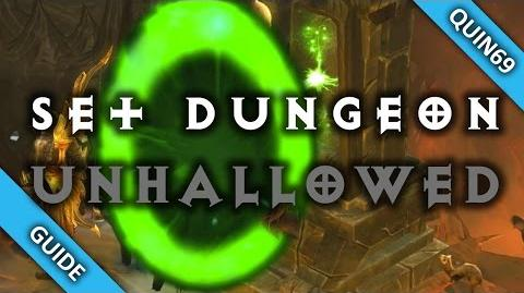 Diablo 3 Set Dungeon - Unhallowed Essence (Mastery How To Patch 2