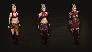 Eirena's Armor