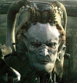 Baal head