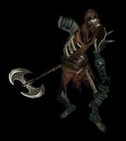 Skeletal executioner