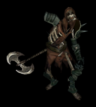 Skeletal executioner