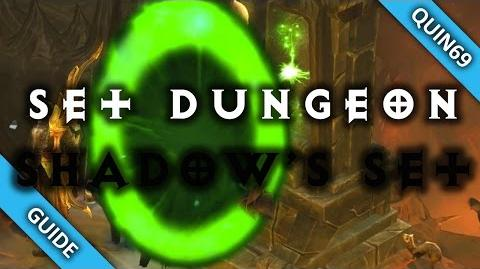 Diablo 3 Set Dungeon - The Shadow's Mantle (Mastery How To Patch 2