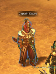 Captain davyd