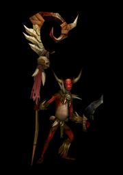 Fallen shaman