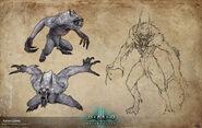 Aaron-gaines-againes-werewolf-01