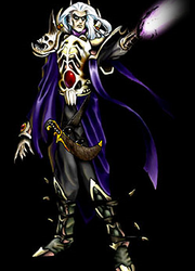 Necromancer Artwork
