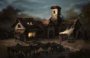 New Tristram tavern