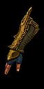 Boneweave Gauntlets (Monk)