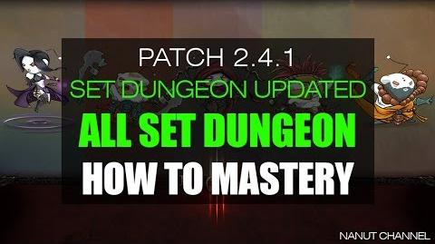 Diablo 3 2.4.1 All Set Dungeon Mastery Rewards (Updated every Patches)