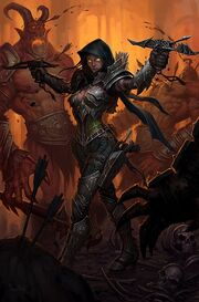 DIABLO 3 DEMON HUNTER by JPATRICKA on DeviantArt