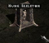 Hung Skeleton