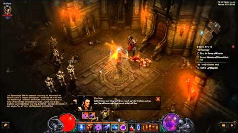Diablo III Reaper Of Souls ACT V Gameplay Part 5 - The Harbringer Urzael Boss Battle