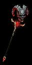 Demon's Head Wand