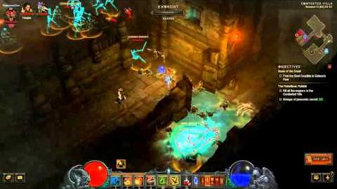 Diablo 3 RoS random event The Rebellious Rabble