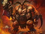 Butcher Diablo III Wallpaper