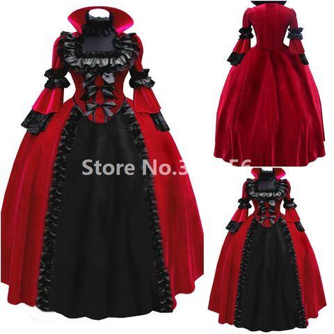 File:Renaissance-Reenactment-Masquerade-Wine-Red-font-b-Dress-b-font-Halloween-Queen-font-b-Vampire-b.jpg