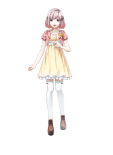 Meia's Fullbody Outlook in Vandead Carnival