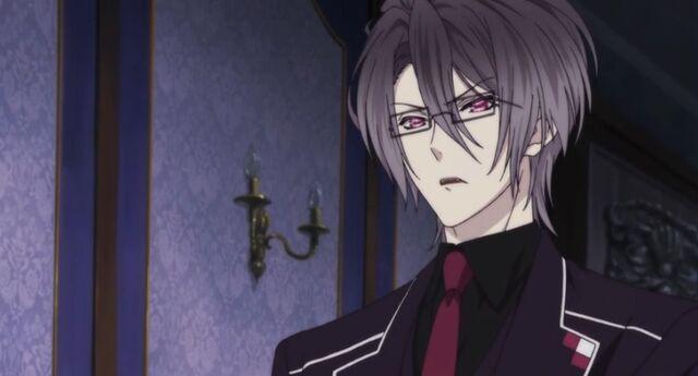 File:Diabolik Lovers Episode 1 - Reiji Screenshot 1.jpg