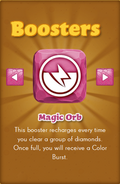 Boosters Magic Orb