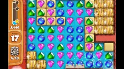 Diamond Digger Saga Level 97