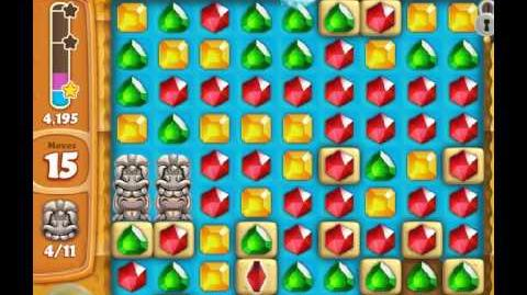 Diamond Digger Saga Level 121