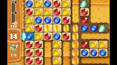 Diamond Digger Saga Level 116