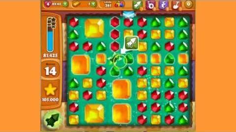 Diamond Digger Saga Level 261 Treasure