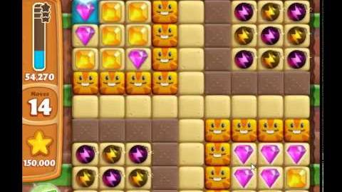 Diamond Digger Saga Level 520