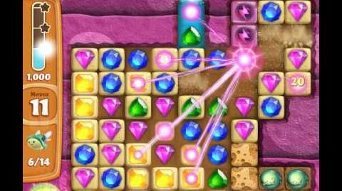 Diamond Digger Saga Level 186