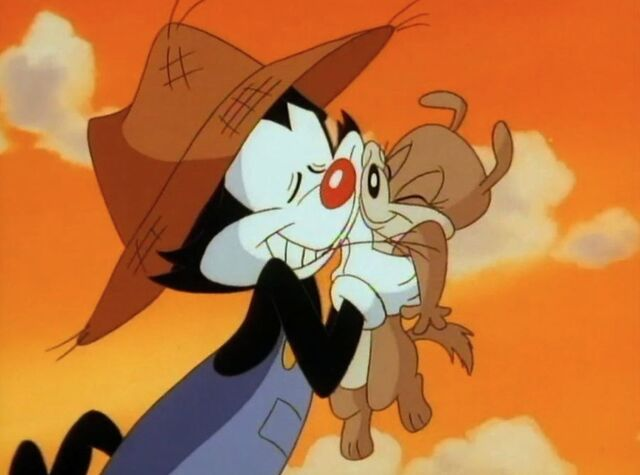 File:Wakko-and-his-Puppy-wakko-warner-lovers-15769622-898-667.jpg