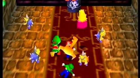 Mario Party- 4 Player Minigame - Key-pa-Way